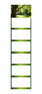 Calendario Semestral super 1 magnum Ejemplo